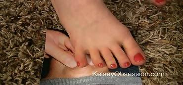 Feet - Tiny Penis Humiliation