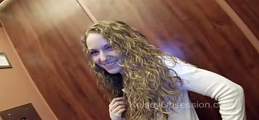 Farting - POV Schoolgirl Elevator Smell Torture