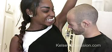 Foot Fetish and Armpit Licking with Interracial Step-Mother Shae Spreadz